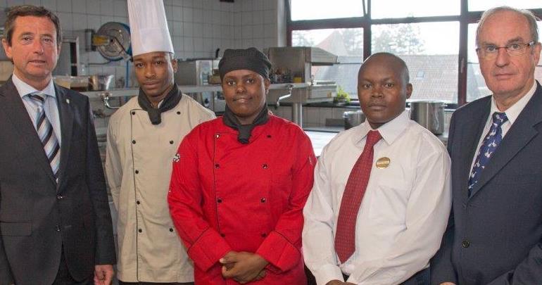 ED3_KOKS_Hotelschool en uitwisseling Keniaanse koks_141007